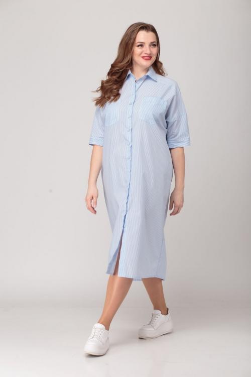 Платье АНЛ-722 от DressyShop