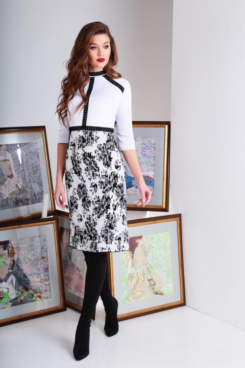 Платье АК-55130 от DressyShop