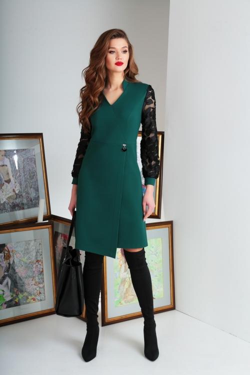 Платье АК-55131 от DressyShop