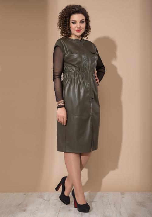 Платье с блузой ГА-735 от DressyShop