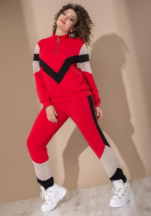 Брючный костюм ГА-748 от DressyShop