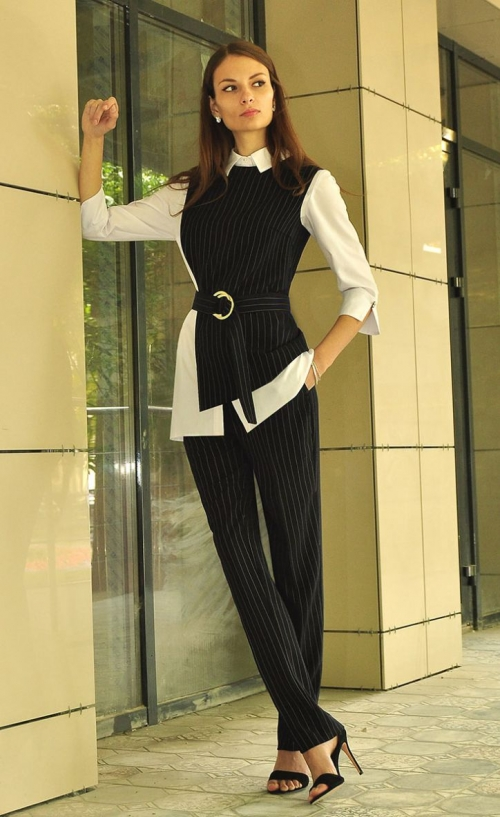 Брючный костюм МИА-956/1-3-Р от DressyShop