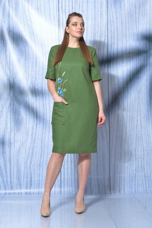 Платье МАЛ-419-014 от DressyShop