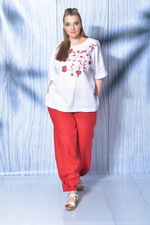 Брючный костюм МАЛ-719-013 от DressyShop