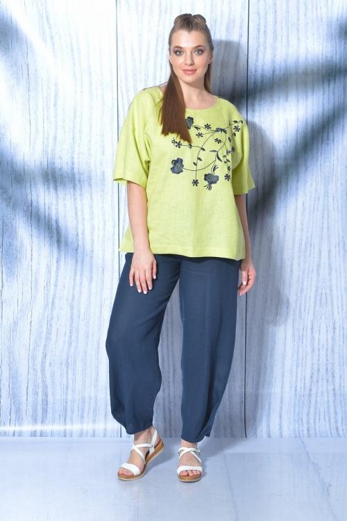 Брючный костюм МАЛ-719-013/1 от DressyShop