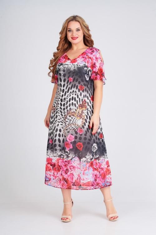 Платье КС-1758 от DressyShop