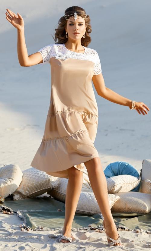 Платье ВК-10053-Р от DressyShop