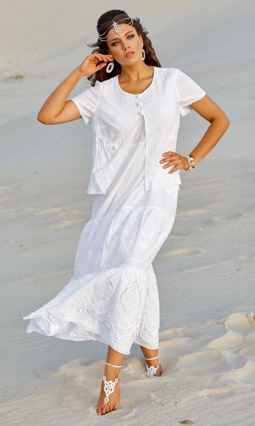 Платье с жакетом ВК-10103 от DressyShop