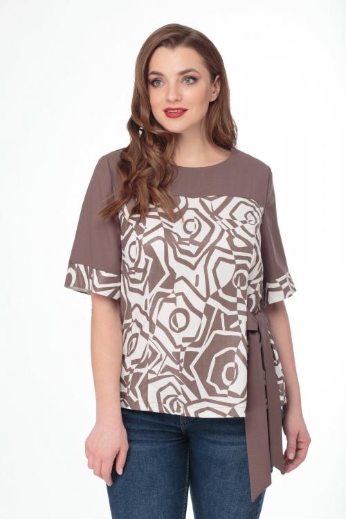 Блузка АНЛ-674 от DressyShop