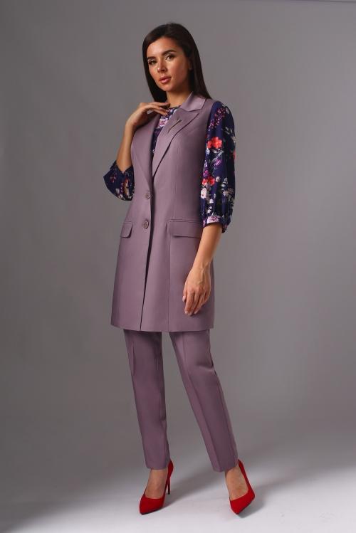 Брючный костюм МИА-1077 от DressyShop