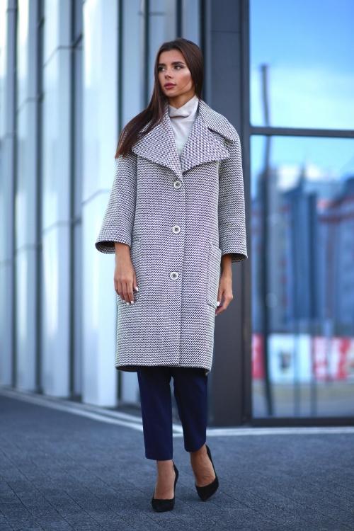 Пальто МИА-1071 от DressyShop