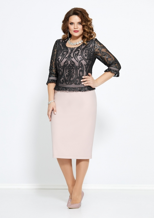 Платье МФ-4755 от DressyShop