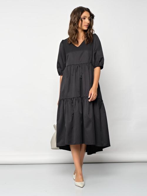 Платье ДЖ-658хлопок от DressyShop