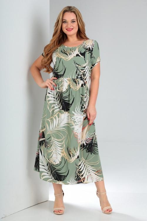 Платье ЖУР-2207 от DressyShop