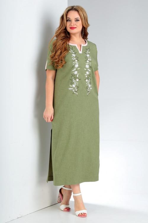 Платье ЖУР-2194 от DressyShop