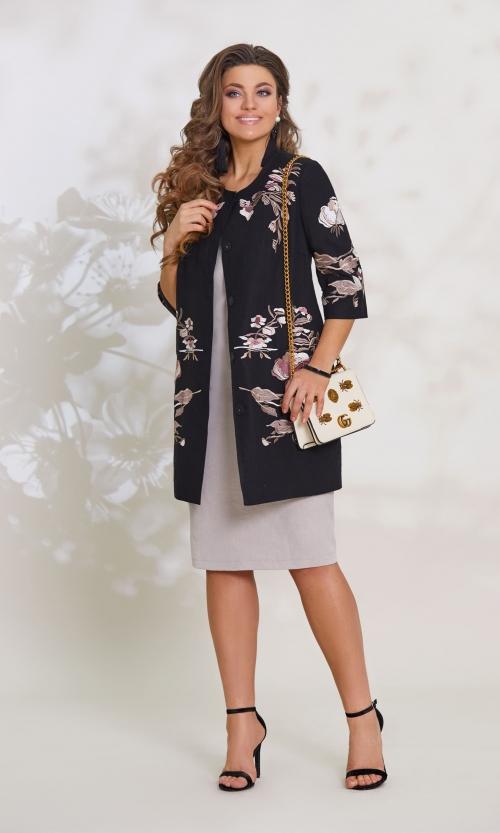 Платье с жакетом ВК-11293 от DressyShop