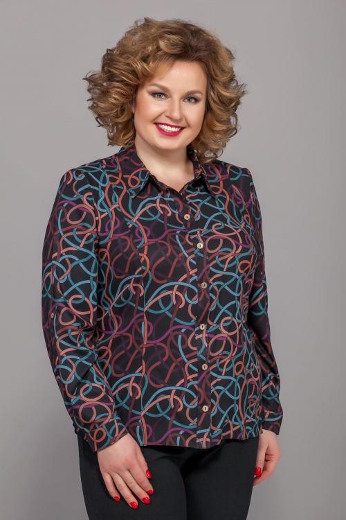 Блузка ЭМ-24/2 от DressyShop