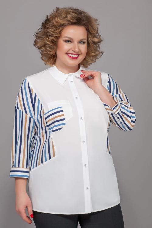 Блузка ЭМ-447/4-6 от DressyShop