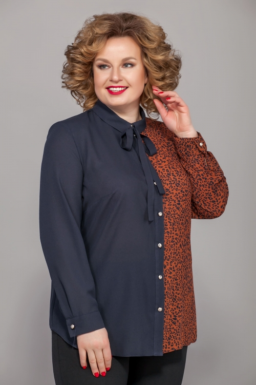 Блузка ЭМ-470 от DressyShop