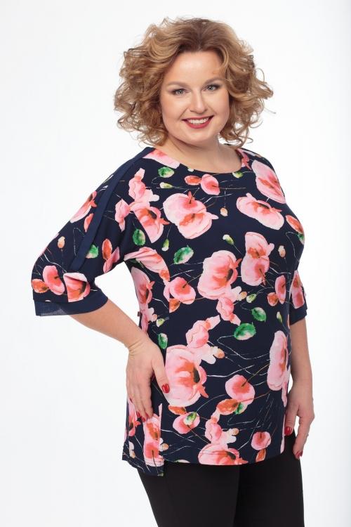 Блузка АНЛ-381 от DressyShop