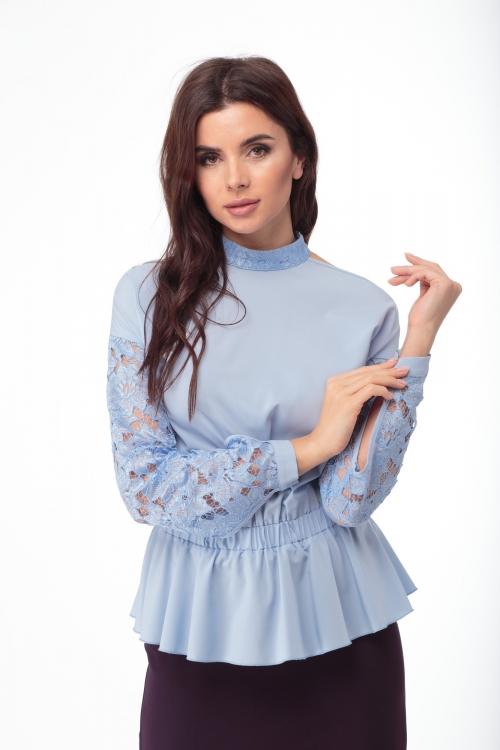 Блузка АНЛ-495 от DressyShop