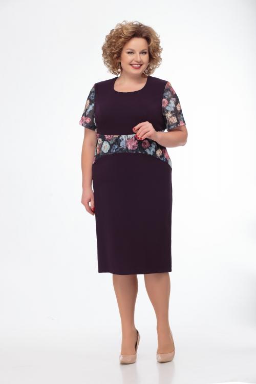 Платье АНЛ-221 от DressyShop
