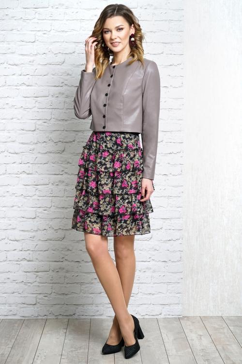 Платье с жакетом АЛ-1104 от DressyShop