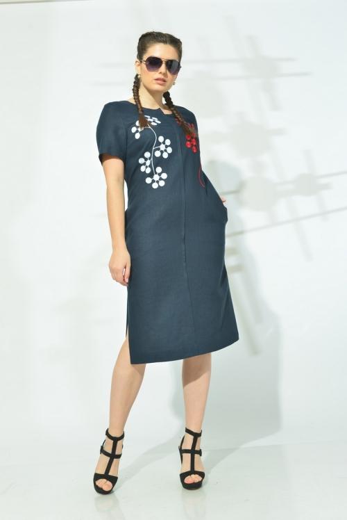 Платье МАЛ-420-046 от DressyShop