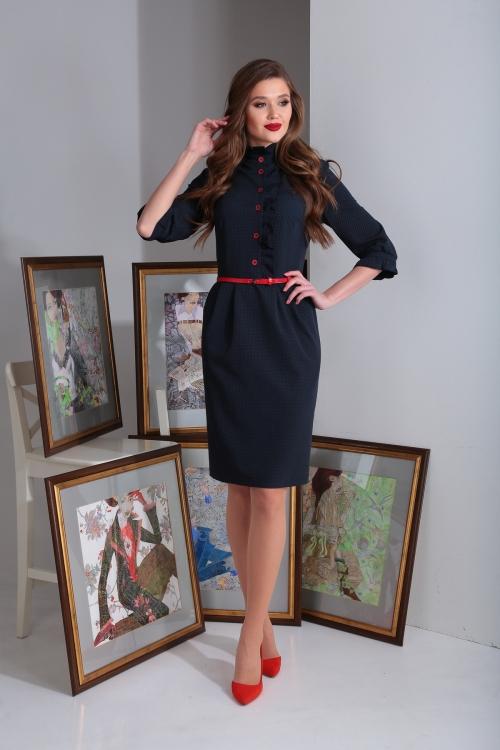 Платье АК-55132 от DressyShop