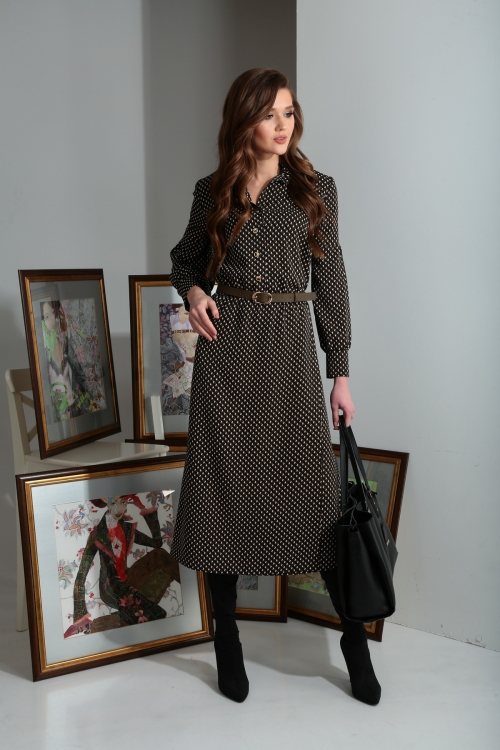 Платье АК-55133 от DressyShop