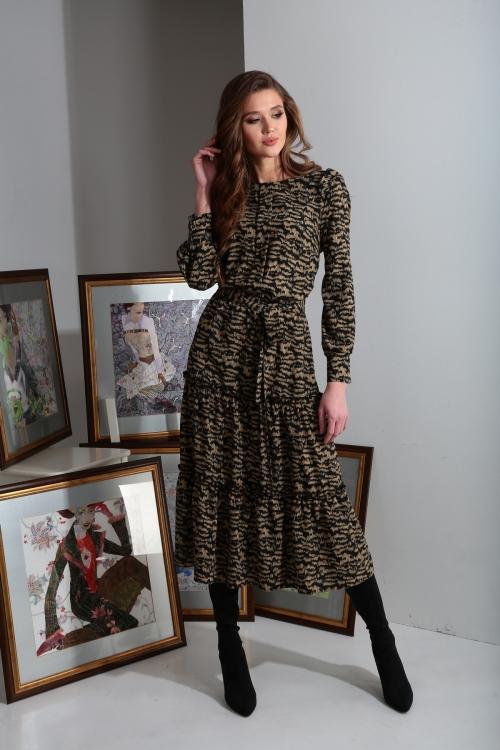 Платье АК-55135 от DressyShop
