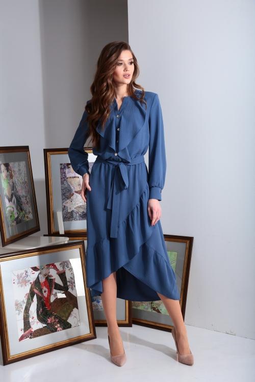 Платье АК-55138 от DressyShop