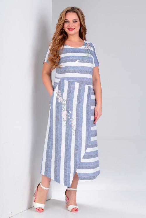 Платье ЖУР-2196 от DressyShop