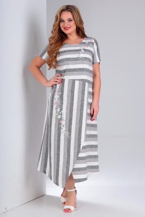 Платье ЖУР-2197 от DressyShop