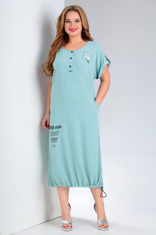 Платье ЖУР-2209 от DressyShop