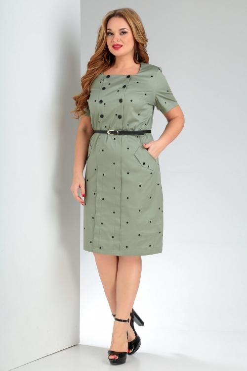 Платье ЖУР-2214 от DressyShop