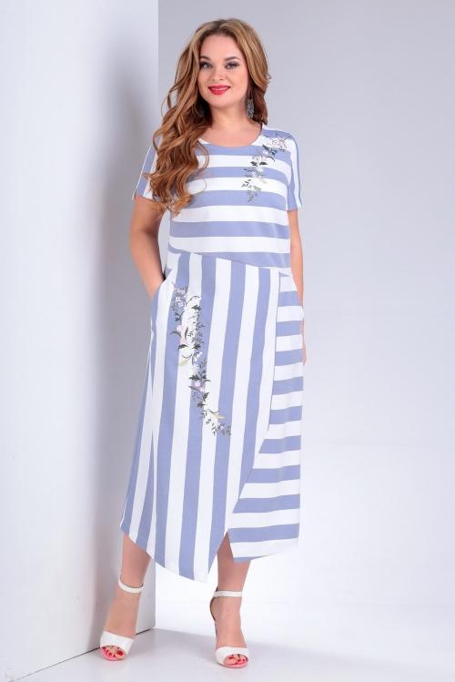 Платье ЖУР-2217 от DressyShop
