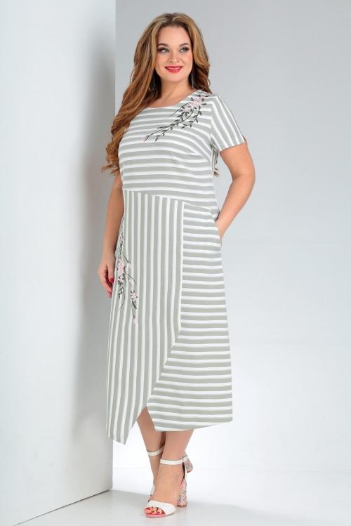 Платье ЖУР-2218 от DressyShop
