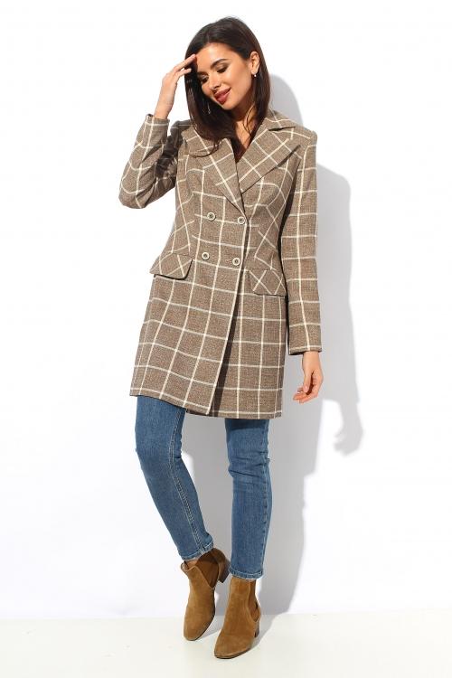 Пальто МИА-940 от DressyShop