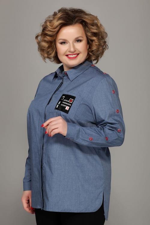 Блузка ЭМ-477 от DressyShop