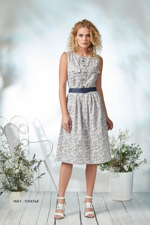 Платье НФ-1667 от DressyShop
