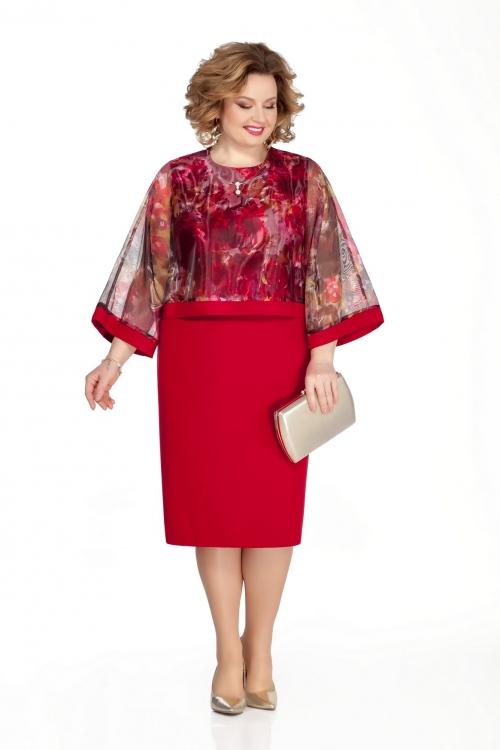 Платье ПРИ-1037 от DressyShop