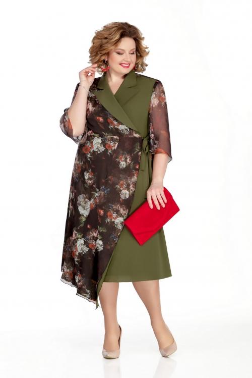 Платье ПРИ-1039 от DressyShop