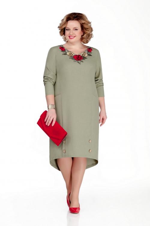 Платье ПРИ-1052 от DressyShop