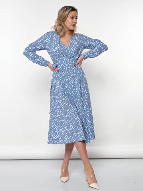 Платье ДЖ-206цвет от DressyShop