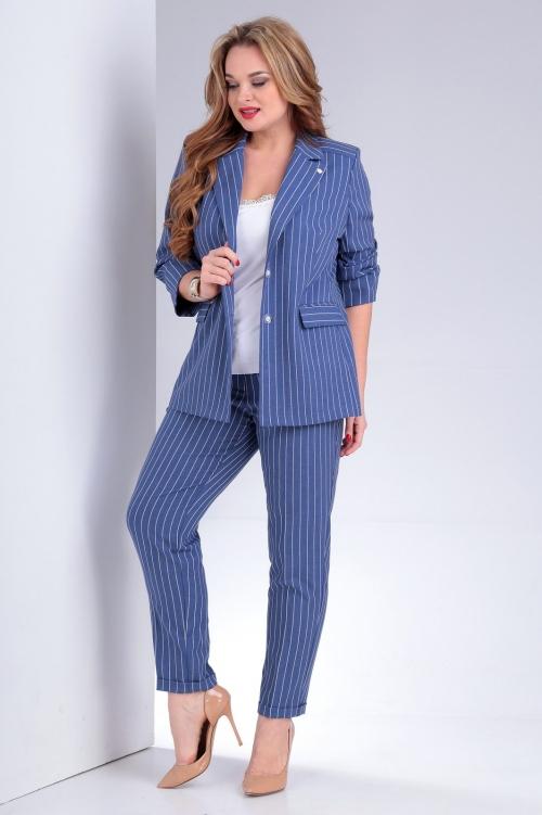 Брючный костюм ЖУР-2213 от DressyShop