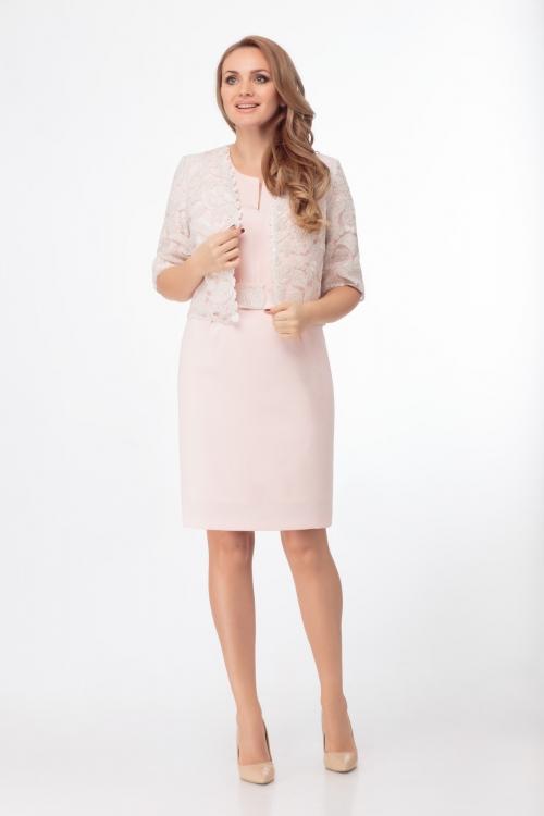 Платье с болеро АНЛ-708 от DressyShop
