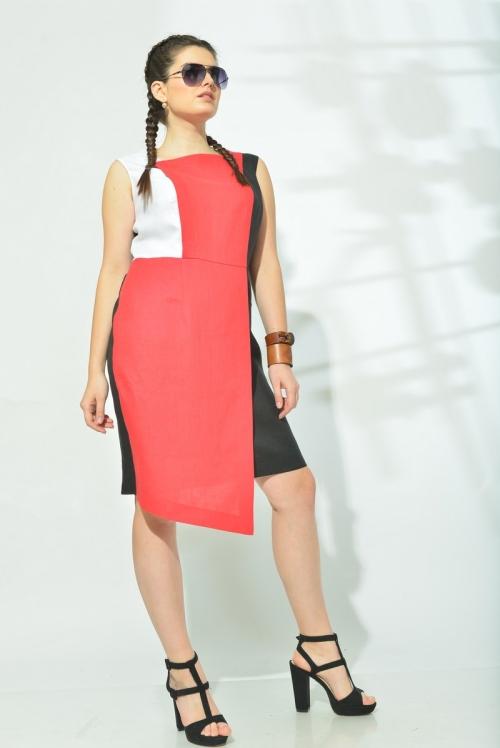 Платье МАЛ-419-038 от DressyShop