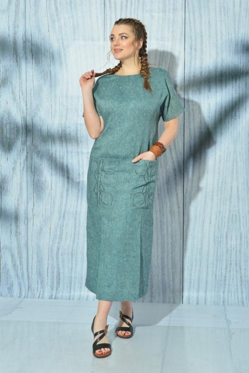 Платье МАЛ-420-050 от DressyShop