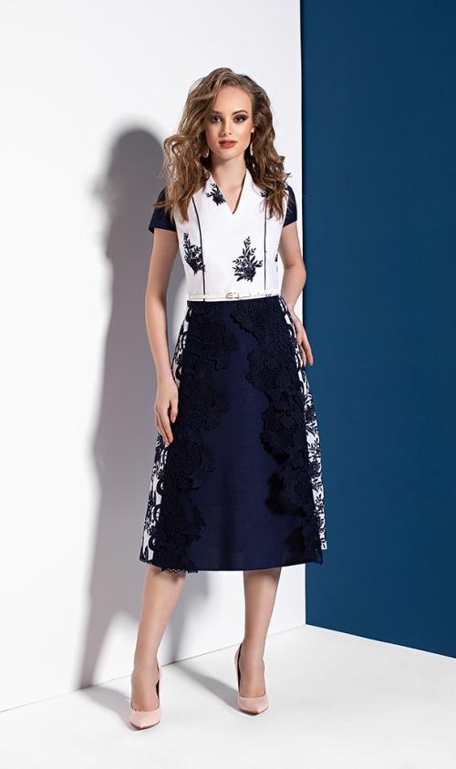 Платье ДИВА-1119/1-2 от DressyShop